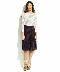 12 of the Best Pleated Skirts (Spring Trend Watch!)