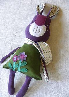 Miss Berry by krakracraft, via Flickr