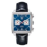 Tag Heuer Monaco Calibre 12 Automatic Chronograph Watch - Tag Heuer - Watch Brands