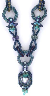 A Garland of Jeweled Links & Chain ©2002 by Cynthia Rutledge