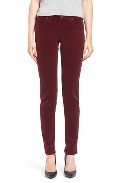 Stitch Fix - please! They don't have burgundy at my local Nordstrom and I need this color. KUT from the Kloth Diana Stretch Corduroy Skinny Pants