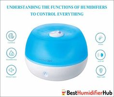 Understanding the Functions of Humidifiers to Control Everything Best Room Humidifier, Small Humidifier, Steam Humidifier, Humidifier Filters, Warm Mist Humidifier, Hot Steam, Air Purifier, Night Light