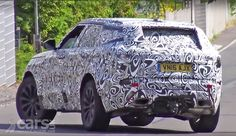 The Range Rover Sport Coupe - perhaps the Range Rover Velar - will be more a crossover than SUV and Land Rover's take on the Jaguar F-Pace.