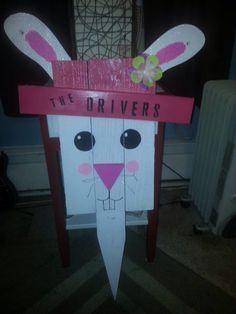 Easter Pallet,