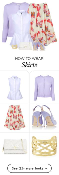 """lilac"" by divacrafts on Polyvore"