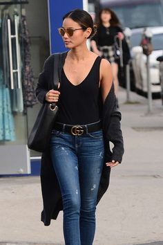 Jamie Chung in Skinny Jeans out in West Hollywood Jamie Chung 75b41c3ae