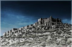 https://flic.kr/p/Kurfep | The house of the Knights | Castle-convent of Calatrava la Nueva, house of the knights of the Order of Calatrava. Aldea del Rey. Ciudad Real, Spain.