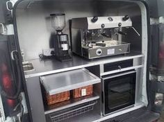 coffee truck interior - Google Search