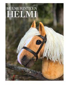 """Sanne-Maija Morelius on Instagram: """"A new member for @kisatalli_hulmurinne. She is a Finnish horse HELMI. . Hulmurinteen Helmi on asettautunut talliin. Tässä talvella oli myös…"""" Hobby Horse, Helmet, Horses, Instagram, Animals, Animales, Hockey Helmet, Animaux, Helmets"""