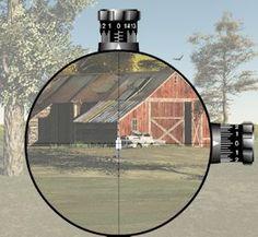Long Range Shooting Simulation