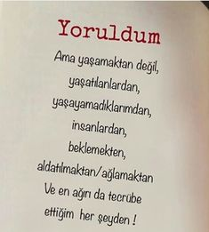 Her şeyden herkesten. Weird Dreams, L Love You, Meaningful Words, Wise Quotes, Loneliness, Cool Words, Karma, Philosophy, Quotations