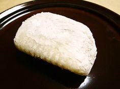 巣鴨の塩大福「みずの」 - 「塩大福」