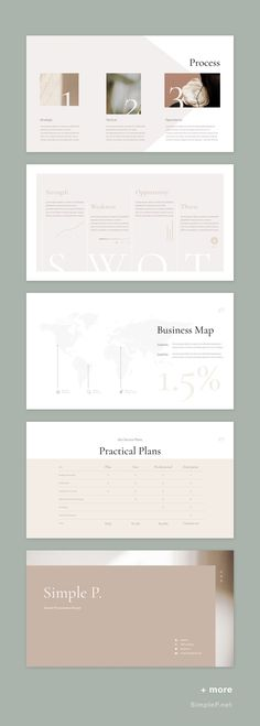 powerpoint Neutral PowerPoint Template, graphic design, clean and modern template, infographic. Ppt Design, Icon Design, Leaflet Design, Layout Design, Slide Design, Design Room, Design Studio, Business Powerpoint Presentation, Presentation Layout