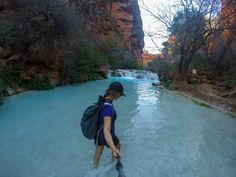A complete guide to camping at Havasu Falls // Shot with a Hero3+