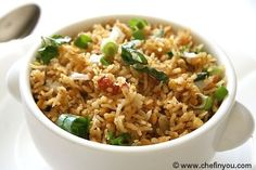 Indian Red Lentil Rice - If not happy with texture of red, substitute with puy lentils/green lentils/split chickpeas. Add lemon juice at end, helps body absorb iron from lentils. Lentil Recipes, Rice Recipes, Indian Food Recipes, Asian Recipes, Vegetarian Recipes, Cooking Recipes, Healthy Recipes, Ethnic Recipes, Cooking Tips