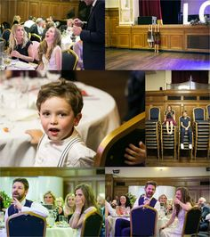 fun quirky theatrical wedding at islington assembly hall
