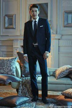 Style kim woo bin won bin, kim woo bin, drama korea, korean d Asian Actors, Korean Actresses, Korean Actors, Korean Dramas, Kim Woo Bin, Lee Min Ho, Sherlock, Under Armour, Modern Vintage Fashion