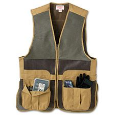 ORIGINAL HUNTING VEST  This vest has been field tested for nearly 100 years and still going strong