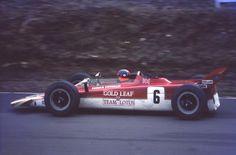 El extraño y sorprendente Lotus 56B F1 de 1971, con motor a turbina