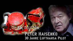 KenFM am Telefon: Peter Haisenko zu Flug 4U9525. Wir wissen nichts!