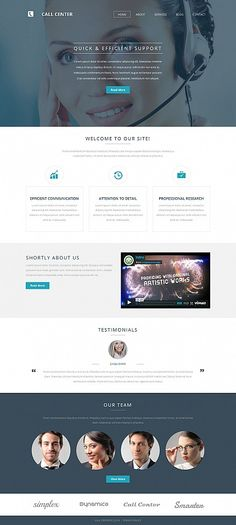 43 best business website templates images on pinterest business searching for a powerful call center website builder call center responsive moto cms 3 template ensures high quality and outstanding design friedricerecipe Choice Image