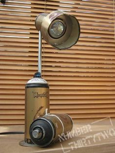 SprayCan Lamp Graffiti Bedroom, Graffiti Murals, Mural Art, Spray Can Art, Spray Painting, Decoration, Lighting Design, Lightning, Skate