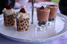 Review of our High Tea from Lorraine at Not Quite Nigella.