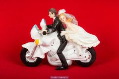 svatební figurka na dort :D