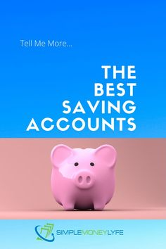 Easily Compare and find the best Saving account (for with our in-depth article. Backed by hours of research, our team unveil the best saving accounts that you need to open right now High Yield Savings Account, Savings Bank, Financial Budget, Investing In Stocks, Managing Your Money, Financial Institutions, Finance Tips, Money Management, Personal Finance