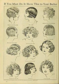 "1924 haircuts ""if you must do it show this to your barber"""