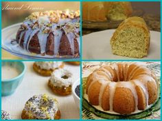 "It has surprised me just how popular cakes are and there's just something about Bundt cakes that most folks especially love! Here you'll find Bundt cakes for every possible occasion, including recipes that feature your very favorite ingredients and work for your gluten-free and ""more-free"" needs. Below the recipe links, I've also included some information on...Read More »"
