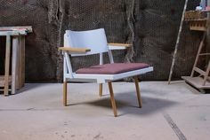 Floris Hovers' chair