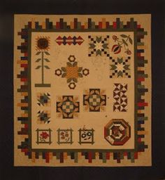 Kansas Troubles Quilters: Bound to the Prairie