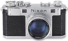 Nikon Cameras Products History 1917-1999: DSLR, Rangefinders