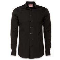 Freddie Plan Shirt - Button Cuff , Thomas Pink