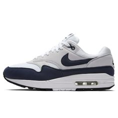Nike Wmns Air Max 1 -White Obsidian (319986-104) USD 110 HKD