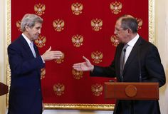 US Russia agree to push ahead with Syria talks #RagnarokConnection