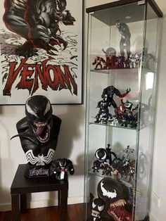 Such a deadly collection! I haz tha jealous