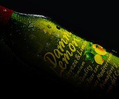 Damm Lemon Beer Packaging.