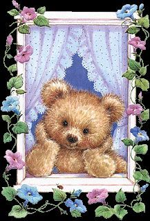 💜From my friend Funny Face Friendship Wishes, Creative Flower Arrangements, Teddy Bear Pictures, Gifs, Funny Faces, Cardmaking, Good Morning, Illustration, Art Drawings