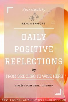 Daily Positive Reflections -Bringing Your Dreams Alive Make Dreams Come True, Size Zero, Positive Attitude, Awakening, Dreaming Of You, Reflection, Spirituality, Bring It On, Things To Come