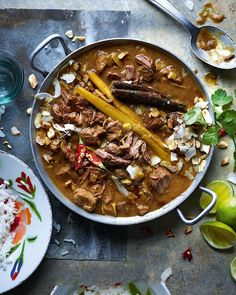 A deeply aromatic sauce with beef that's fall-apart tender – this Malaysian curry recipe proves that good things come to those who wait.