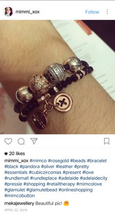 Beautiful charms with bracelet. Glamulet jewelry are ompatiable with all major brands. Charm Rings, Sterling Silver Charm Bracelet, Personalized Charms, Ring Necklace, Retail Therapy, Wedding Rings, Rose Gold, Charmed, Engagement Rings