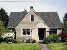 Our English Tudor style home in NE Portland