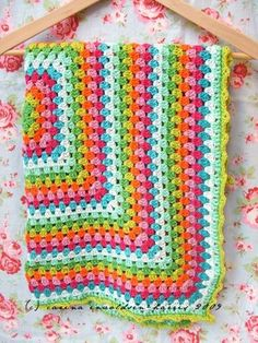 another granny blanket