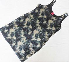 G21 Women Sequin Vest Tank Dress Tunic Bodycon Pencil Wiggle Evening Party 18 XL