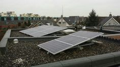 Naaldwijk,  zonneschans triple bisol met enphase.
