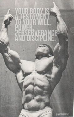 True words! #Bodybuilding #Motivation