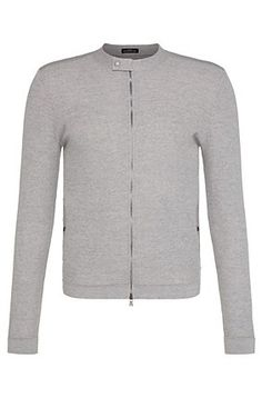 HUGO BOSS sweaters and cardigans. Slim-fit ...