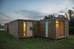 Vivienda #Addomo #madera #arquitectura #diseno #modular addomo.es